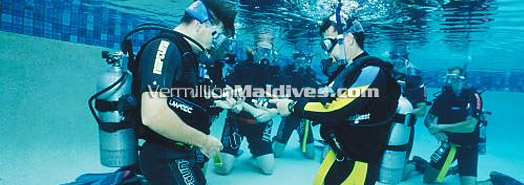Maldives - Dive Schools