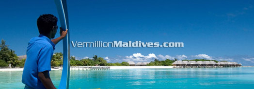 Getting Maldives