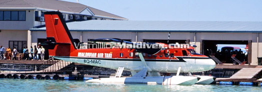 Maldives Inter-island Transport