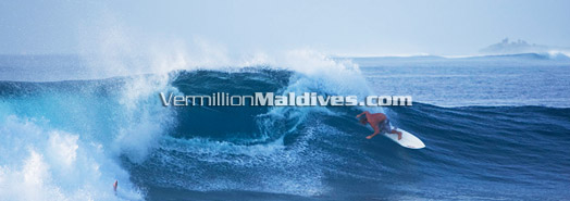 Maldives - Surf Sites