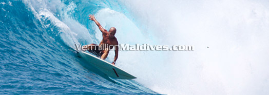 Maldives - Surfing