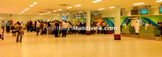 Maldives Airport Information - Customs