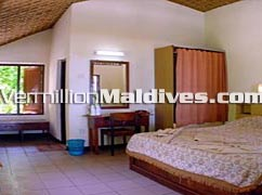 Guest Standard rooms at Asdu hotel Maldives