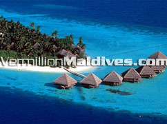 Club Rannalhi Water Bungalows. An Adaaran Maldives Resort