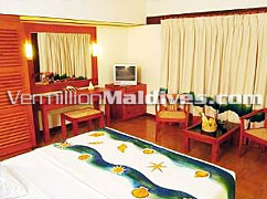 Superior Standard Room at Adaaran Club Rannali Maldives