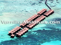 Maldives Resort Adaaran Prestige Ocean Water Villas