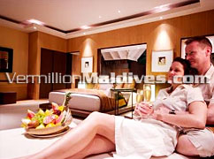 Relax & Enjoy at Vadoo Maldives.  A Honeymooners Dream Resort