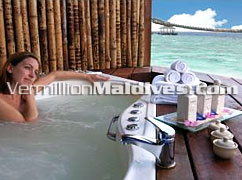 Private Jacuzzi, for yourself: Good rates and offers for Maldives Holidays