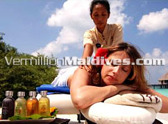 Relax and Heal yourself : Maldives Spa Resort Hotel Meedhupparu