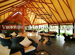 Adaaran Select Hudhuranfushi Resort Reception