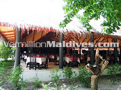Restaurant of Adaaran Maldives Island : Select Hudhuranfushi