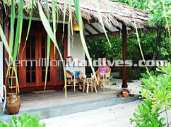 Acommodation for your holiday at Adaaran Select Meedhupparu Maldives.