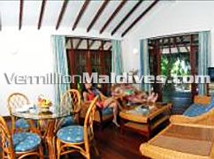 Holiday Suites at Meedhupparu Island Resort Holiday Hotel
