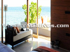 Interior of Villas - Alila Villas Hadahaa – Resort Hotel catering for the Rich