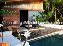 Islands villas with your own pool – Alila Villas Maldives in Hadahaa