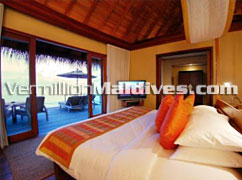Deluxe Over Water Suite at Anantara Dhigu Maldives. A Luxury Holiday place