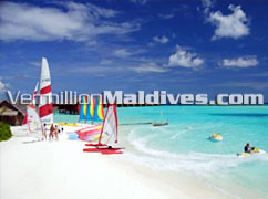 Water Sports at Anantara Dhigu Maldives. Beach Vacations & Special offers