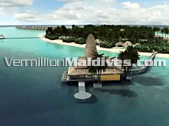 Aerial View of Anantara Kihava Villas – New Luxury Resort in Maldives