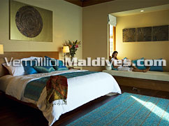Deluxe Over Water Bungalow – Reserve a room at Veli Maldives