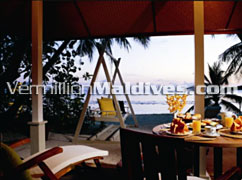 Deluxe Beachfront Villa Veranda. Luxury Vacation place