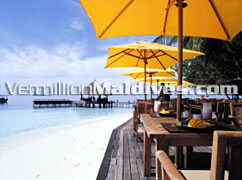 Riveli at Angsana Ihuru Maldives. Exculsive Holidays