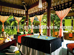 Spa Pavillion at Angsana Maldives offer huge discounts