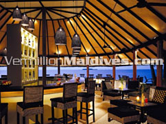 Velavaani Bar : Luxury Vacations at Maldives Angsana Ihuru