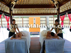 Discounted Champagne Breakfast at Angsana Velavaru