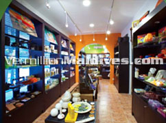 Jet Pool at Angsana Velavaru. 5 star Spa Vacation place