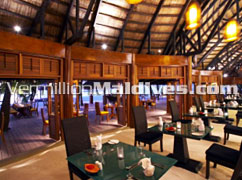 Funa Restaurant Angsana Velavaru. Book your place