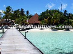 Athuruga Maldives Main Jetty – Nice Vacation place