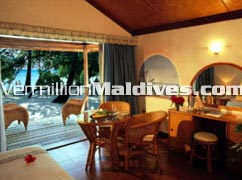 Inside the room – Athuruga Maldives. Book Now