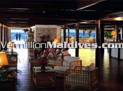 Lobby Restaurant – Athuruga Resort Maldives