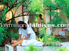 Athuruga Maldives. A Spa & Beach Holiday Resort
