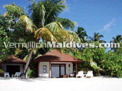 Beach Bungalow – Athuruga Island Resort Maldives