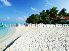 Beach Vacation – Athuruga Maldive Beach Resort