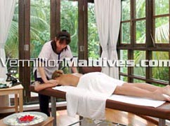 Spa treatment, message & etc., Relax during your Maldives holiday at Bandos