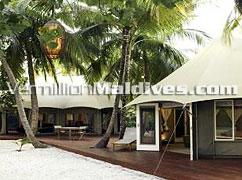 Tented Pool Villas at Madivaru – Maldives Luxury Resort Hotel