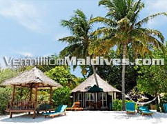 Accommodation picture of Beach Front Room - Banyan Tree Maldives – Vabbinfaru Holiday