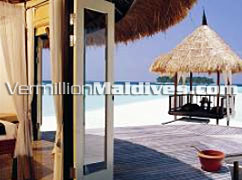 Beautiful View - Banyan Tree - Luxury Hotels Maldives – time to relax
