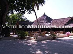 Restaurant - Banyan Tree Vabbinfaru – Maldives Holiday place