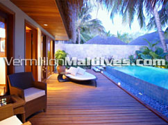 Baros Residence. Unique, Exclusive Maldives Resort with privacy