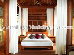 Book a Baros Villas at this Hotel for your Madlives Vacations.