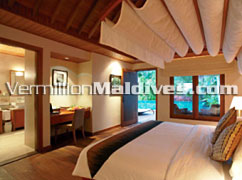 Book the right Resort & place. Inside Baros Residence Maldives