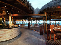 Cayenne Grill Alfresco Dining at Baros Maldives