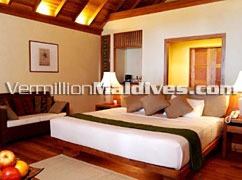 Deluxe Villa Inside Baros Maldives. Tour & travel & Explore with y'r partner