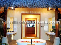 Deluxe Villa at Maldives Baros. Your dream Vacations awaits for you