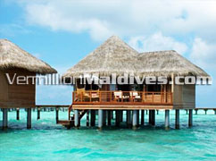 Water Villas at Baros Maldives. A Holiday Vacation to experience
