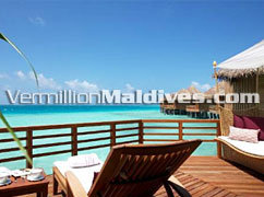 Why not have a Vacation in : Maldives Baros Water Villa