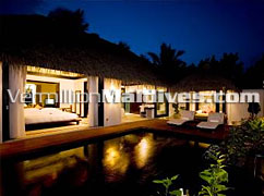 Beach Villa with Pool – Enjoyable Rooms – Manafaru Island – Beach House, the Waldorf Astoria Collection